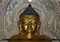Bagan - Einzigartiges Juwel in Myanmar (Wandkalender 2019 DIN A4 quer) - Produktdetailbild 4