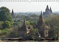 Bagan - Einzigartiges Juwel in Myanmar (Wandkalender 2019 DIN A4 quer) - Produktdetailbild 12