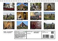 Bagan - Einzigartiges Juwel in Myanmar (Wandkalender 2019 DIN A4 quer) - Produktdetailbild 13