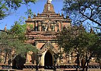 Bagan - Einzigartiges Juwel in Myanmar (Wandkalender 2019 DIN A2 quer) - Produktdetailbild 2