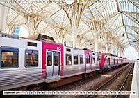 Bahnhöfe in Europa (Wandkalender 2019 DIN A4 quer) - Produktdetailbild 9