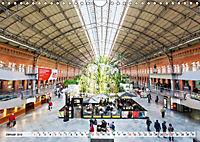 Bahnhöfe in Europa (Wandkalender 2019 DIN A4 quer) - Produktdetailbild 1