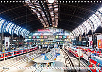 Bahnhöfe in Europa (Wandkalender 2019 DIN A4 quer) - Produktdetailbild 5