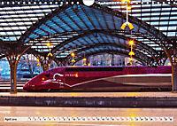 Bahnhöfe in Europa (Wandkalender 2019 DIN A4 quer) - Produktdetailbild 4