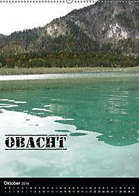 Baierische Lebensweisheiten (Wandkalender 2019 DIN A2 hoch) - Produktdetailbild 10