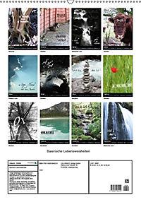 Baierische Lebensweisheiten (Wandkalender 2019 DIN A2 hoch) - Produktdetailbild 13