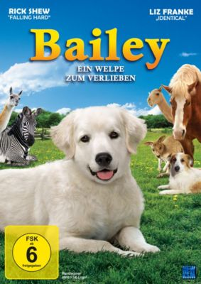 Bailey - Ein Welpe zum Verlieben, N, A
