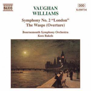 Bakels dirigiert Vaughan Williams (Sinfonie/Ouvertüre), Kees Bakels, Boso