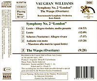 Bakels dirigiert Vaughan Williams (Sinfonie/Ouvertüre) - Produktdetailbild 1