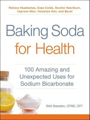 Baking Soda for Health, Britt Brandon