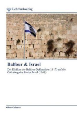 Balfour & Israel - Oliver Gallusser pdf epub