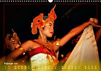 Balinesische Tänze, eindrucksvolles traditionelles Ritual (Wandkalender 2019 DIN A3 quer) - Produktdetailbild 2