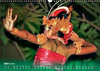 Balinesische Tänze, eindrucksvolles traditionelles Ritual (Wandkalender 2019 DIN A3 quer) - Produktdetailbild 3