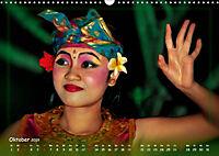 Balinesische Tänze, eindrucksvolles traditionelles Ritual (Wandkalender 2019 DIN A3 quer) - Produktdetailbild 10