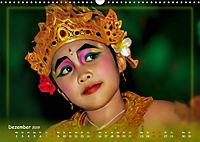 Balinesische Tänze, eindrucksvolles traditionelles Ritual (Wandkalender 2019 DIN A3 quer) - Produktdetailbild 12