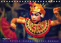 Balinesische Tänze, eindrucksvolles traditionelles Ritual (Tischkalender 2019 DIN A5 quer) - Produktdetailbild 8