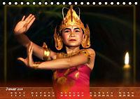 Balinesische Tänze, eindrucksvolles traditionelles Ritual (Tischkalender 2019 DIN A5 quer) - Produktdetailbild 1