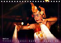 Balinesische Tänze, eindrucksvolles traditionelles Ritual (Tischkalender 2019 DIN A5 quer) - Produktdetailbild 4