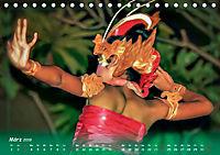 Balinesische Tänze, eindrucksvolles traditionelles Ritual (Tischkalender 2019 DIN A5 quer) - Produktdetailbild 3