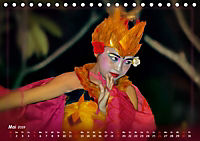 Balinesische Tänze, eindrucksvolles traditionelles Ritual (Tischkalender 2019 DIN A5 quer) - Produktdetailbild 5
