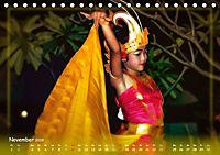 Balinesische Tänze, eindrucksvolles traditionelles Ritual (Tischkalender 2019 DIN A5 quer) - Produktdetailbild 11