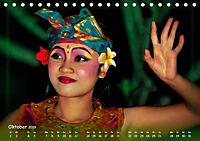 Balinesische Tänze, eindrucksvolles traditionelles Ritual (Tischkalender 2019 DIN A5 quer) - Produktdetailbild 10
