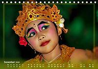 Balinesische Tänze, eindrucksvolles traditionelles Ritual (Tischkalender 2019 DIN A5 quer) - Produktdetailbild 12
