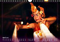 Balinesische Tänze, eindrucksvolles traditionelles Ritual (Wandkalender 2019 DIN A4 quer) - Produktdetailbild 4