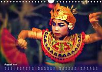 Balinesische Tänze, eindrucksvolles traditionelles Ritual (Wandkalender 2019 DIN A4 quer) - Produktdetailbild 8