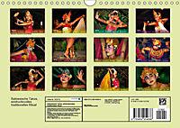 Balinesische Tänze, eindrucksvolles traditionelles Ritual (Wandkalender 2019 DIN A4 quer) - Produktdetailbild 13