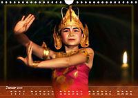Balinesische Tänze, eindrucksvolles traditionelles Ritual (Wandkalender 2019 DIN A4 quer) - Produktdetailbild 1