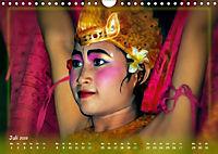 Balinesische Tänze, eindrucksvolles traditionelles Ritual (Wandkalender 2019 DIN A4 quer) - Produktdetailbild 7