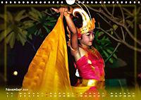 Balinesische Tänze, eindrucksvolles traditionelles Ritual (Wandkalender 2019 DIN A4 quer) - Produktdetailbild 11