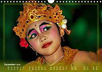 Balinesische Tänze, eindrucksvolles traditionelles Ritual (Wandkalender 2019 DIN A4 quer) - Produktdetailbild 12