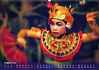 Balinesische Tänze, eindrucksvolles traditionelles Ritual (Wandkalender 2019 DIN A2 quer) - Produktdetailbild 8