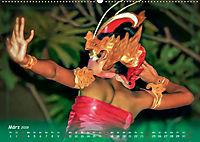 Balinesische Tänze, eindrucksvolles traditionelles Ritual (Wandkalender 2019 DIN A2 quer) - Produktdetailbild 3
