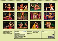 Balinesische Tänze, eindrucksvolles traditionelles Ritual (Wandkalender 2019 DIN A2 quer) - Produktdetailbild 13