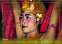 Balinesische Tänze, eindrucksvolles traditionelles Ritual (Wandkalender 2019 DIN A2 quer) - Produktdetailbild 7