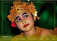 Balinesische Tänze, eindrucksvolles traditionelles Ritual (Wandkalender 2019 DIN A2 quer) - Produktdetailbild 12
