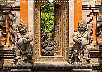 Balis Götter, Geister, Drachen und Dämonen (Wandkalender 2019 DIN A3 quer) - Produktdetailbild 1