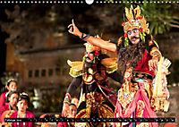 Balis Götter, Geister, Drachen und Dämonen (Wandkalender 2019 DIN A3 quer) - Produktdetailbild 2