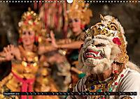 Balis Götter, Geister, Drachen und Dämonen (Wandkalender 2019 DIN A3 quer) - Produktdetailbild 12