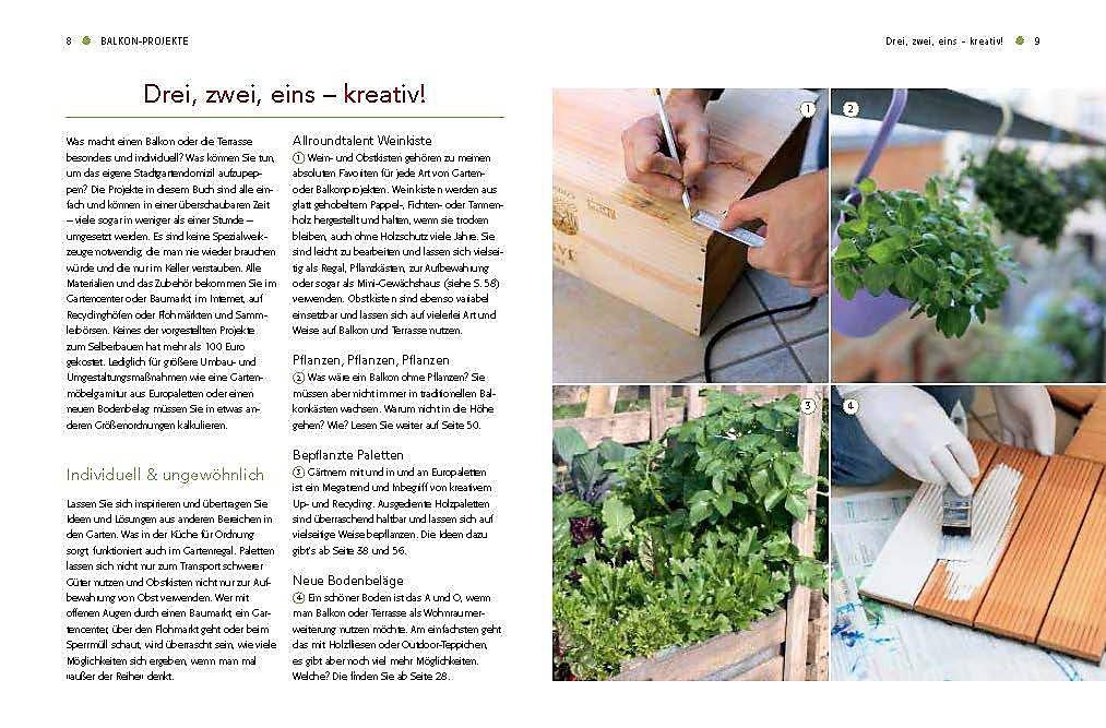 Balkon Projekte Buch Von Folko Kullmann Portofrei Bei Weltbild At