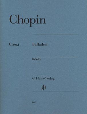 Balladen, Klavier (Müllemann), Frédéric Chopin