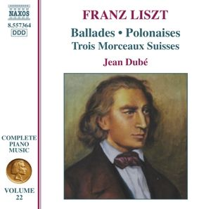 Balladen/Polonaisen/Drei Stück, Jean Dubé