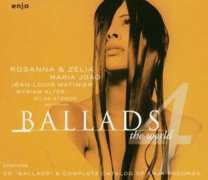 Ballads 4 The World, Diverse Interpreten