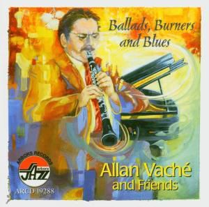 Ballads,Burners And Blues, Allan & Friends Vaché