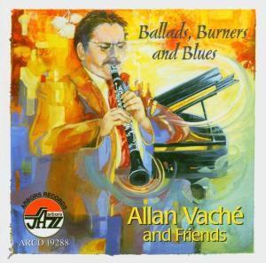 Ballads,Burners And Blues, Allan & Friends Vaché