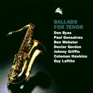 Ballads For Tenor, Diverse Interpreten