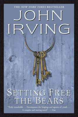 Ballantine Books: Setting Free the Bears, John Irving